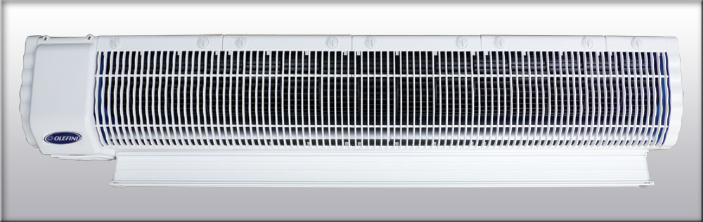 L - 13 W, Olefini - Air Curtains and HVAC products